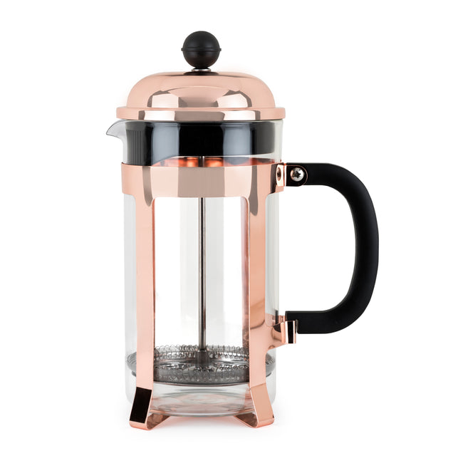 Piper Rose Gold Press Pot