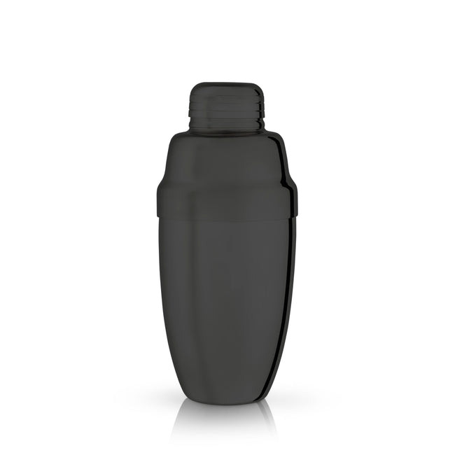 Gunmetal Black Heavy-Weight Cocktail Shaker