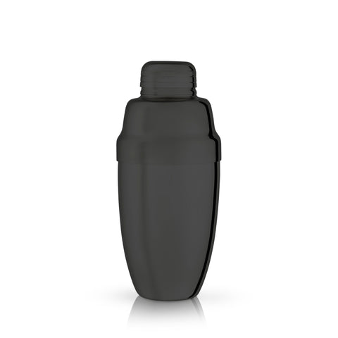 Gunmetal Black Cocktail Shaker
