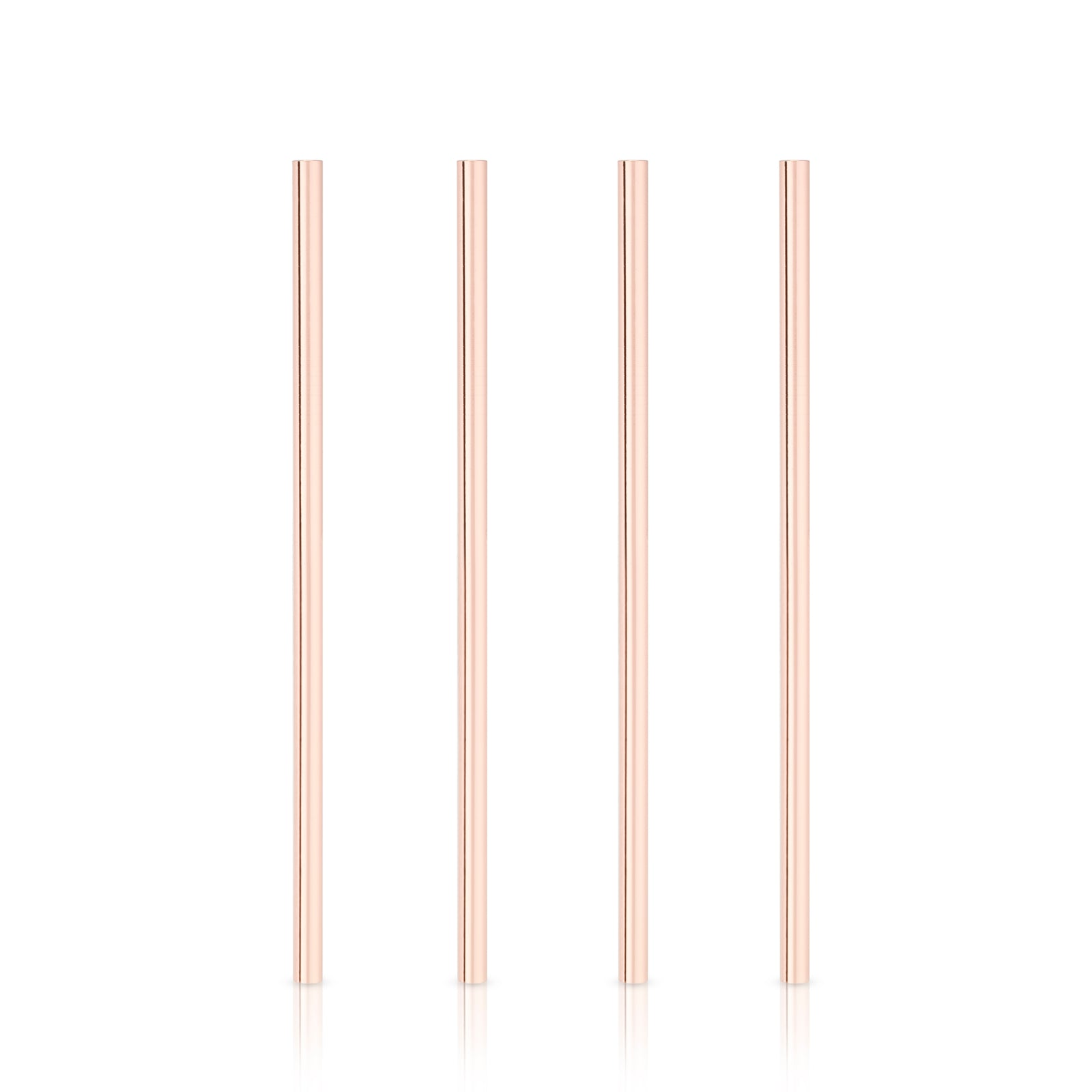 Copper Wide Cocktail Straws
