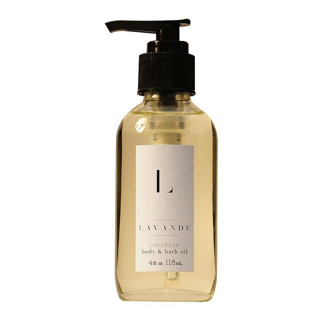 Body & Bath Oil