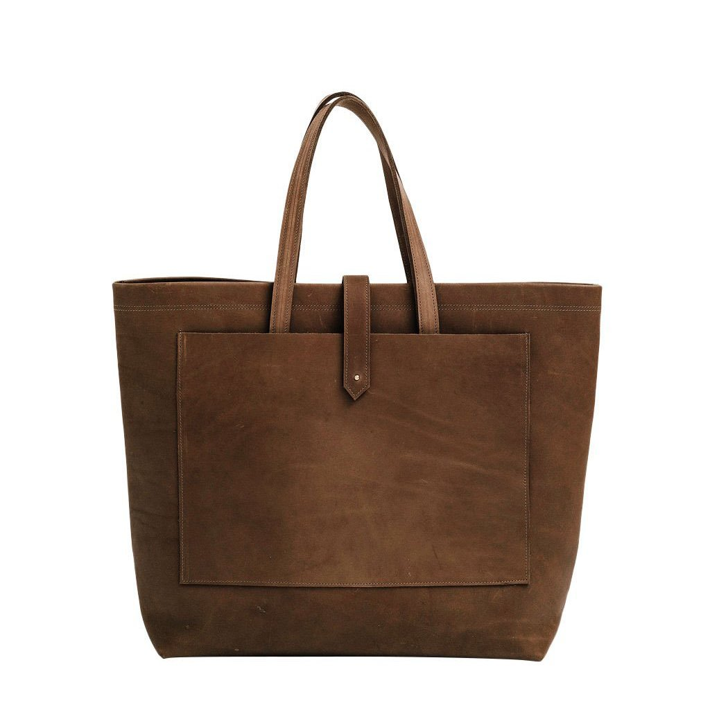 Claudette Carry All in Brown