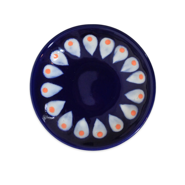 Izabal Ceramic Ring Dish