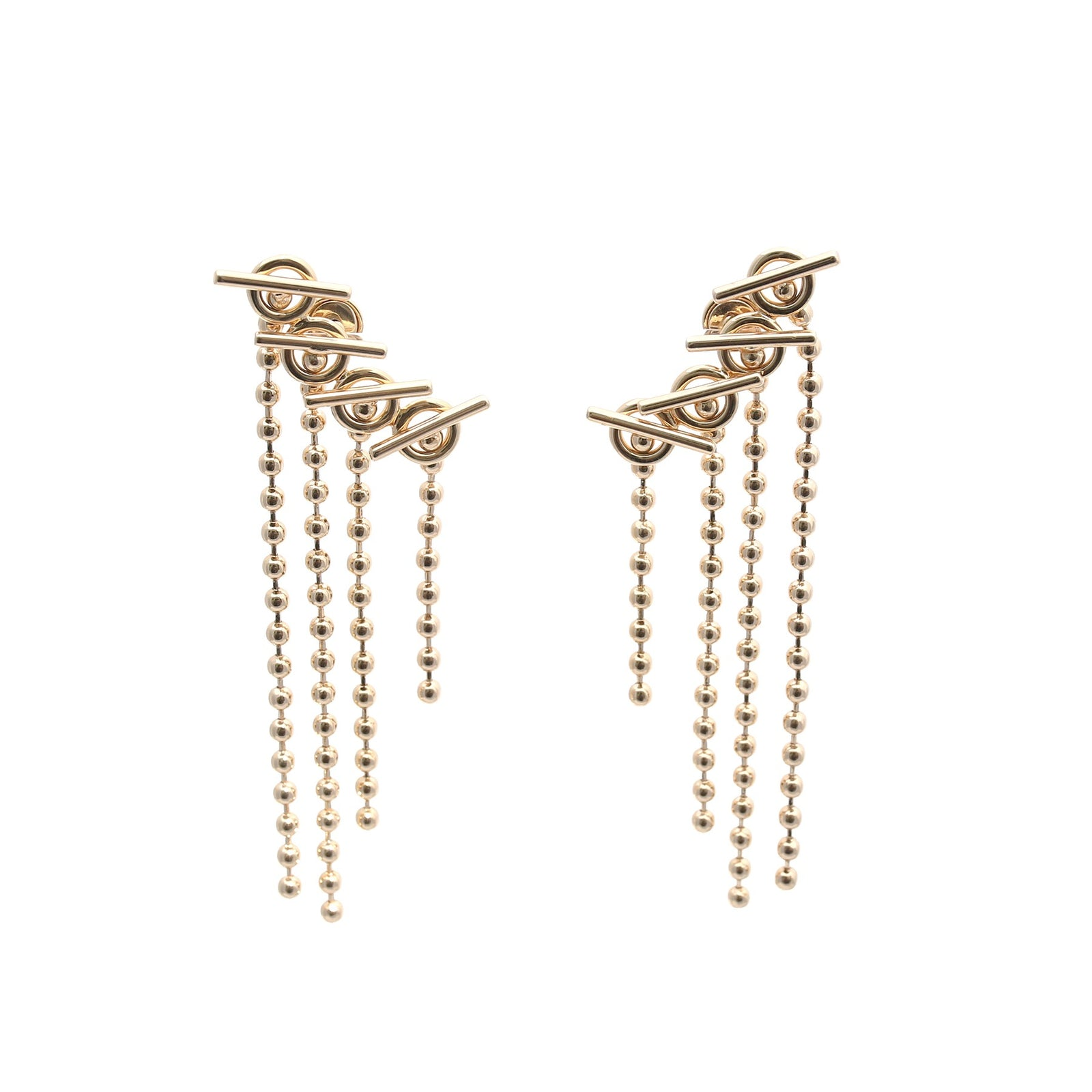 Jules Ear Climber Earrings