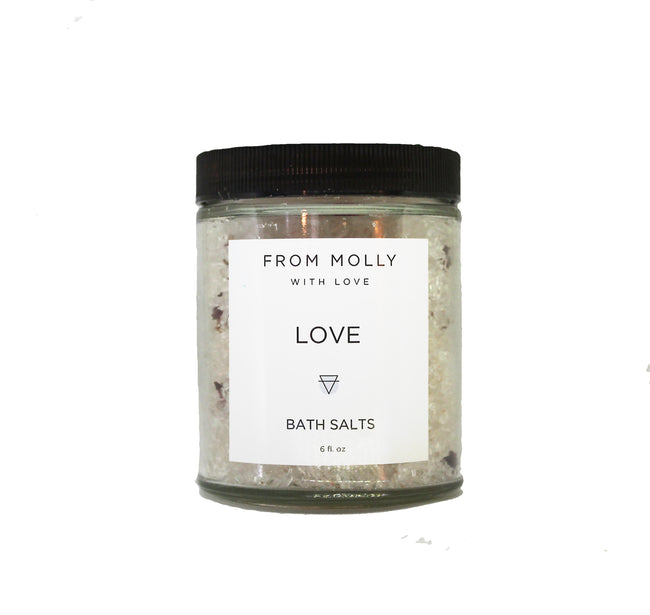 Love Bath Salts