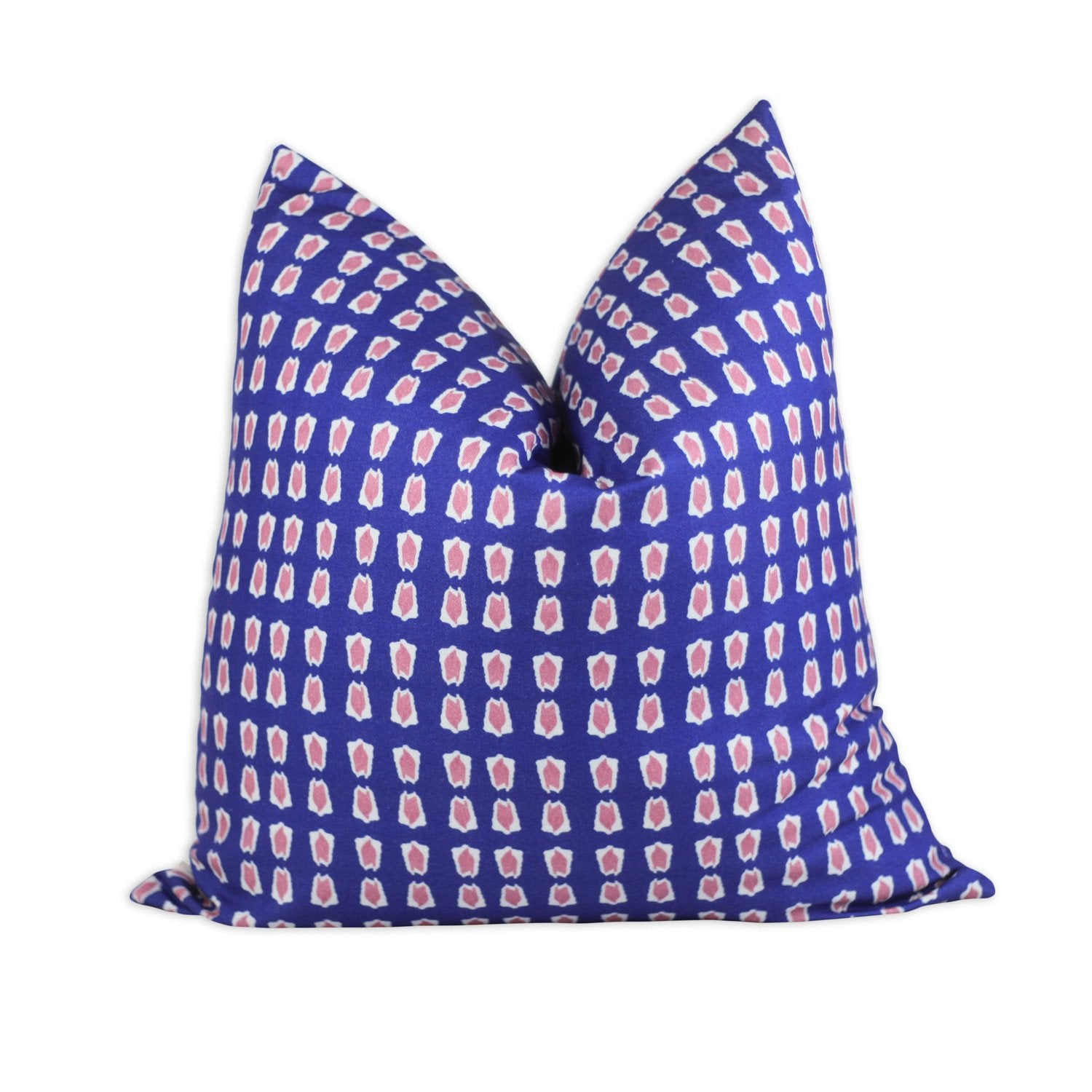 Navy Picos Pillow