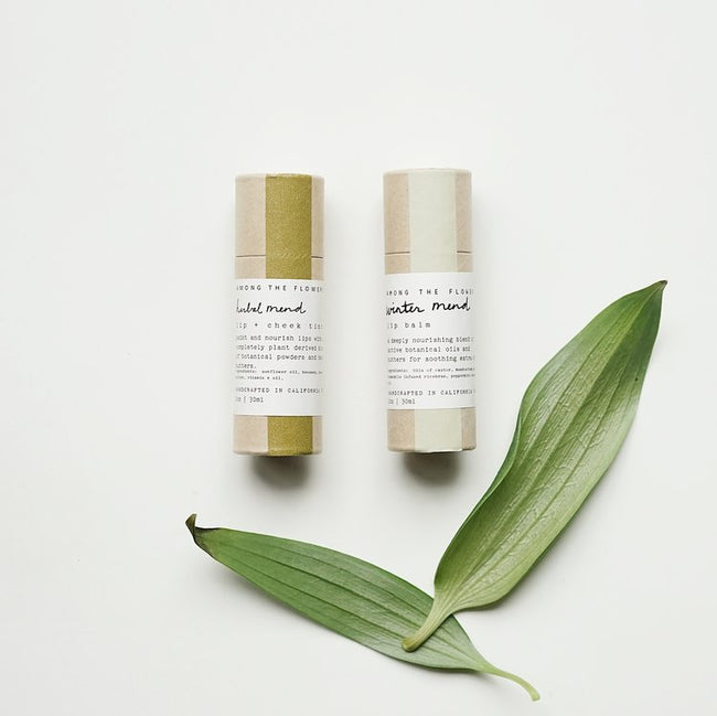 Herbal Mend Herb Infused Lip Balm