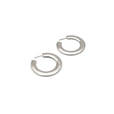 Sage Small Hoop Earrings