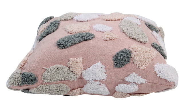 Terrazo Rose Quartz Cushion