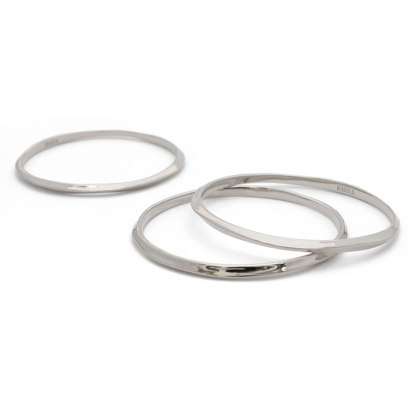 Tide Bangle Set