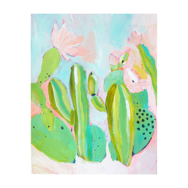 Cactus Illustration Print