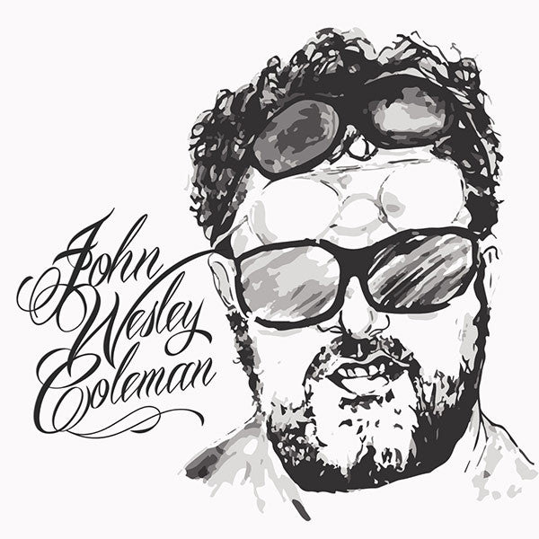 "John Wesley Coleman III - ""Chicken Woman / Hollywood Babylon"" 7"""