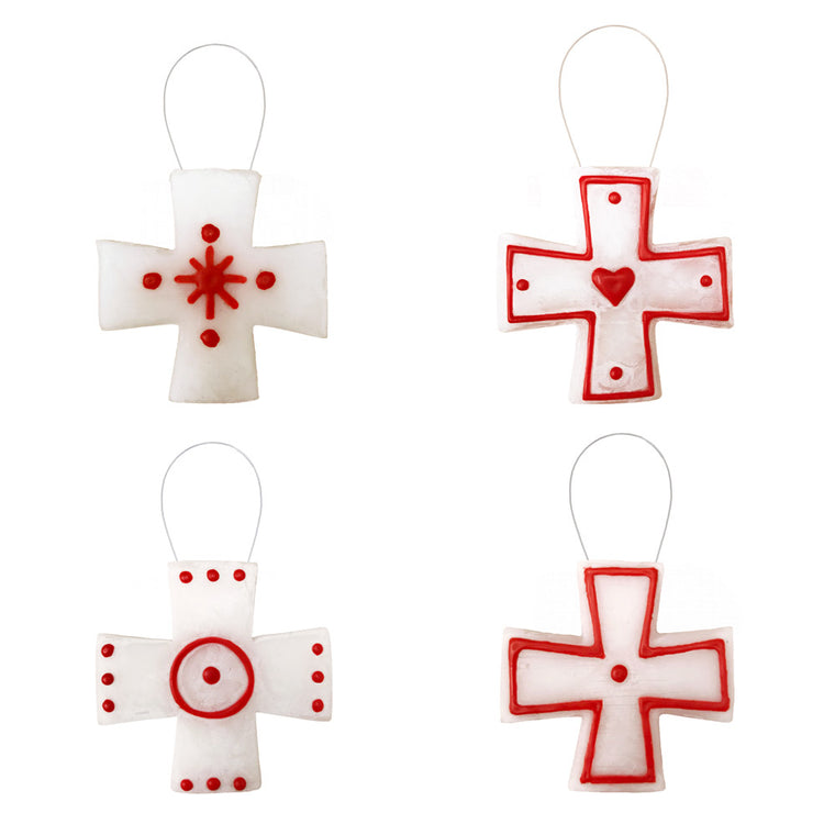 Tomie dePaola Ornaments - Cross Collection