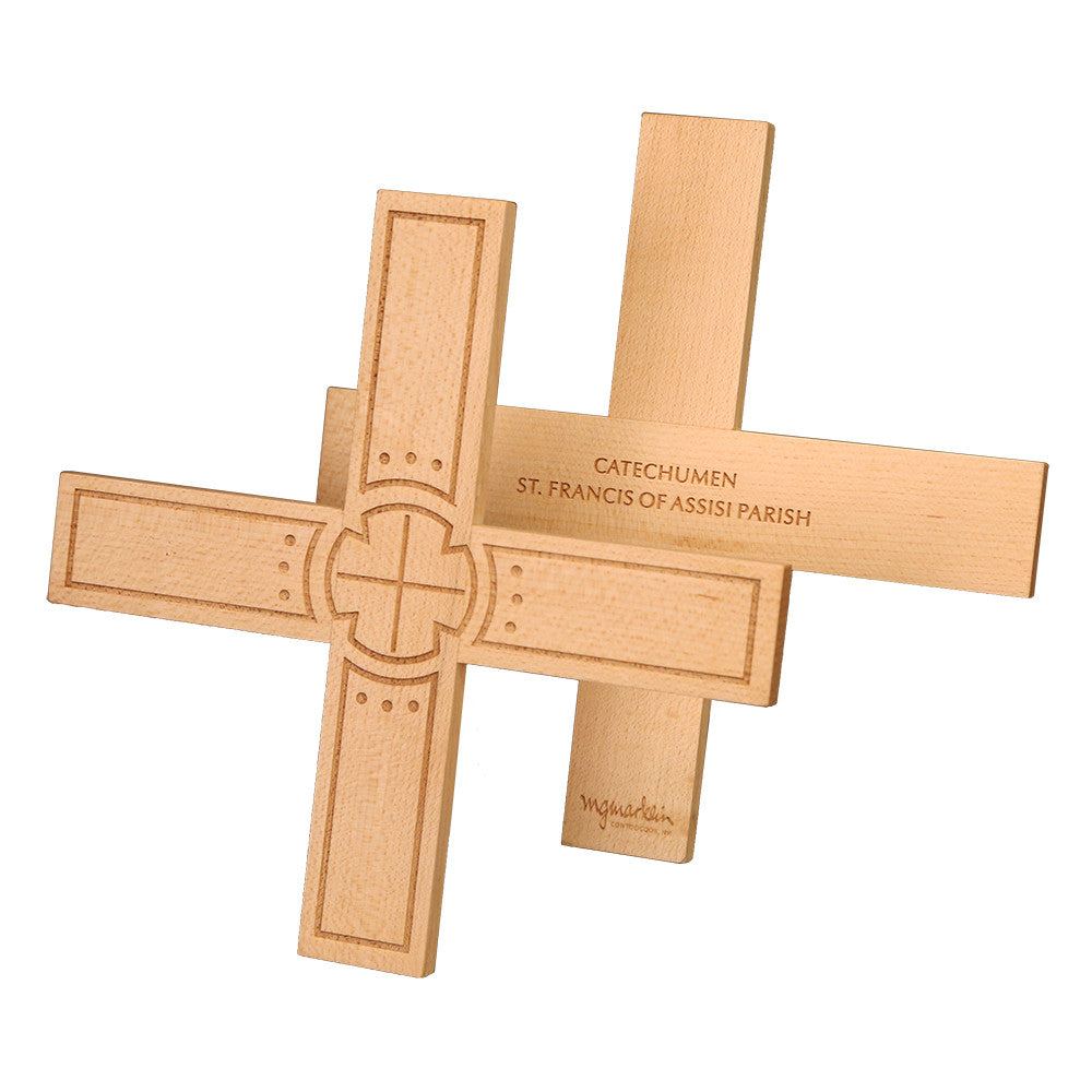 Laudato Catechumen Cross™