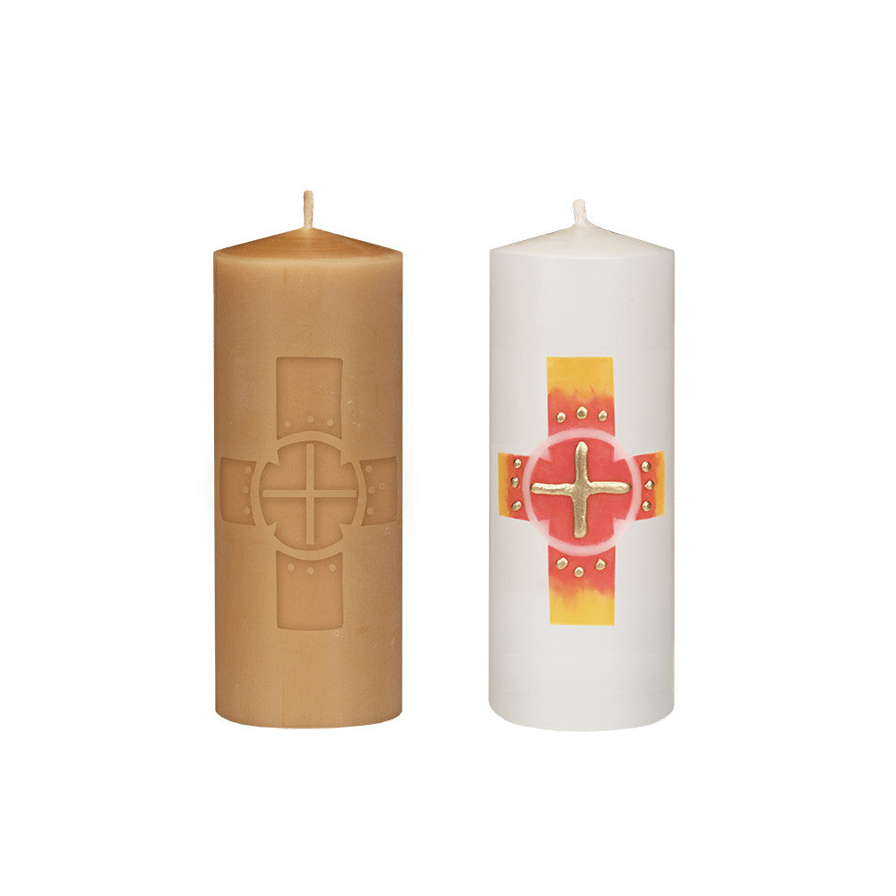 Laudato Christos™ Candle