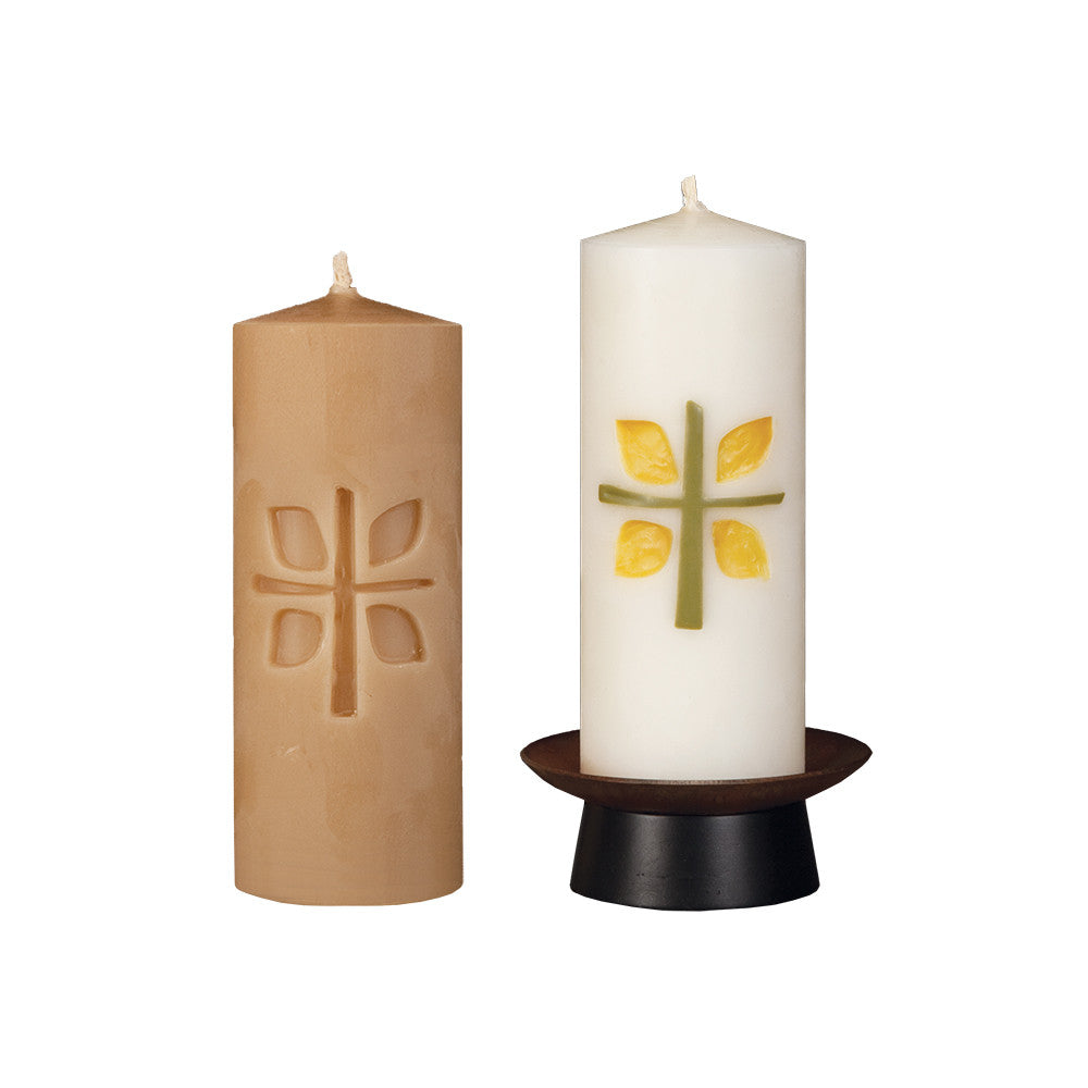 Dewfall Christos™ Candle