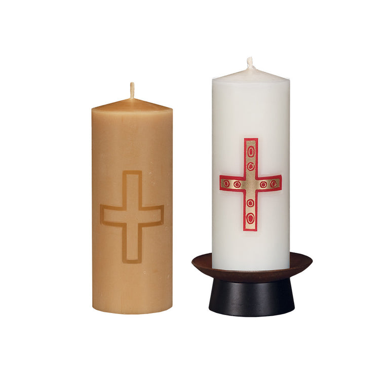 Gemmata Christos™ Candle