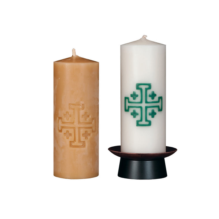 Jerusalem Christos™ Candle