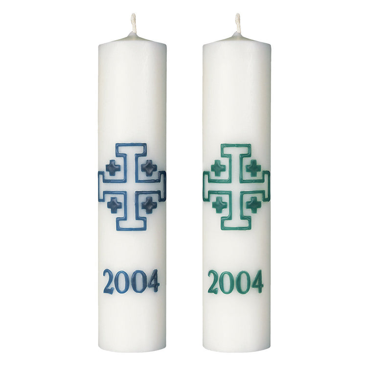 Jerusalem™ Initiation Candle