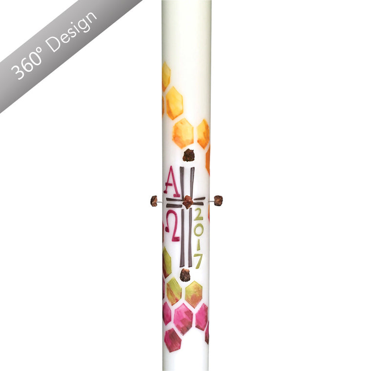 Apis Mater™ Paschal Candle..