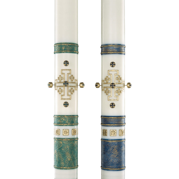 Jerusalem™ Paschal Candle