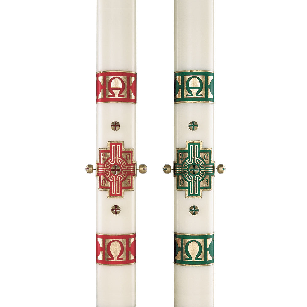 Jubilaeum™ Paschal Candle.