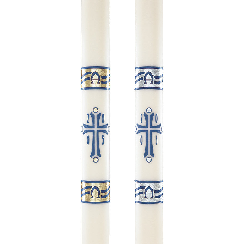 Vidi Aquam™ Paschal Candle..