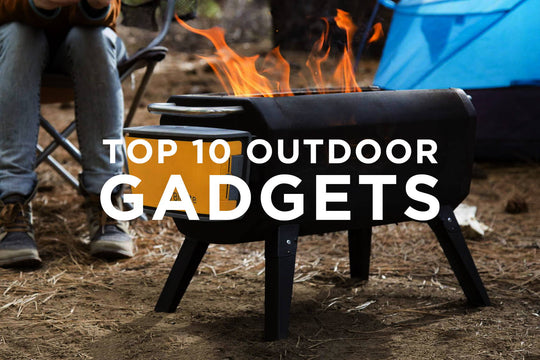 Gift Guide: Top 10 Outdoor Gadgets
