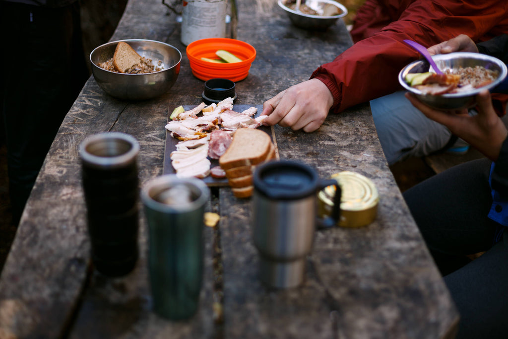 Top Tips for Cooking While Backpacking