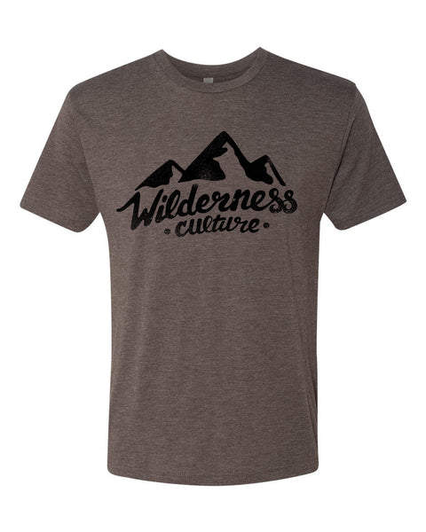 Wilderness Culture Logo - Brown