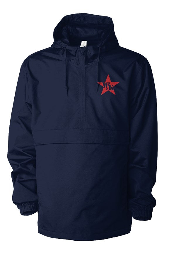 **Star WORST!** Statement Water Resistant Jacket