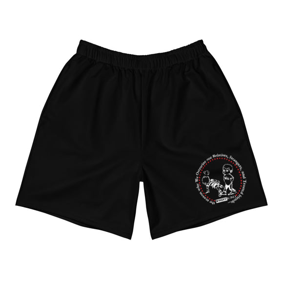 **W!Sclusive Classic Logo** Athletic Long Shorts