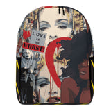 **Love WORST!** Statement BookBag