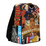 **City on Fire** Statement BookBag