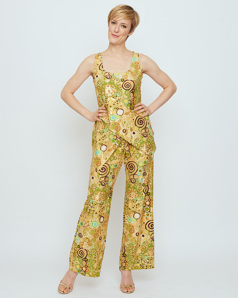 Salina Pants in Woman in Gold