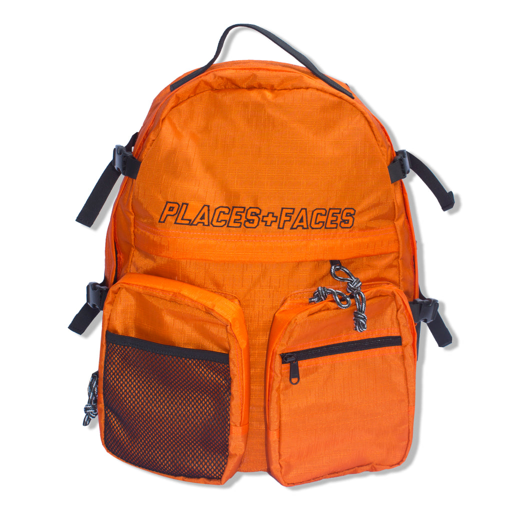 P+F Backpack - Orange