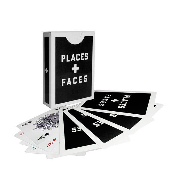 P+F PLAYING CARDS