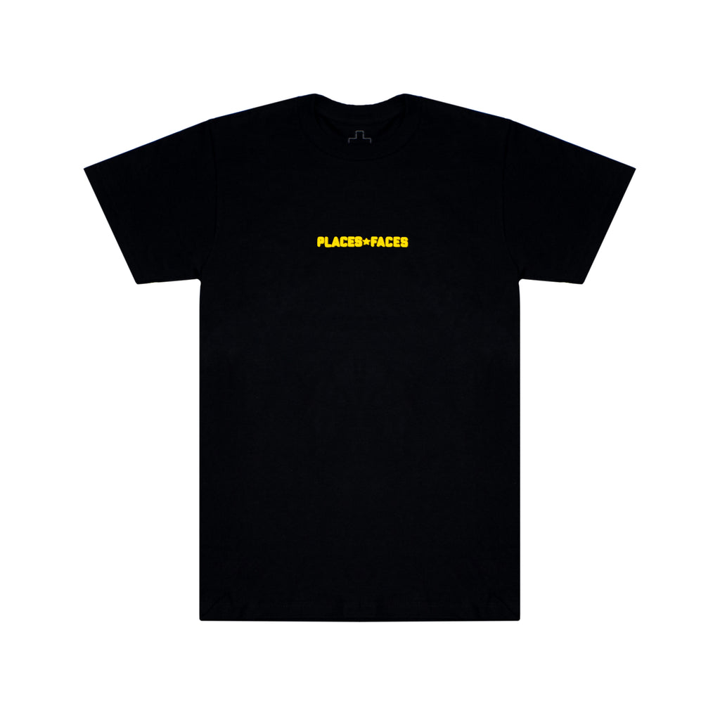 EUnified T-SHIRT - BLACK