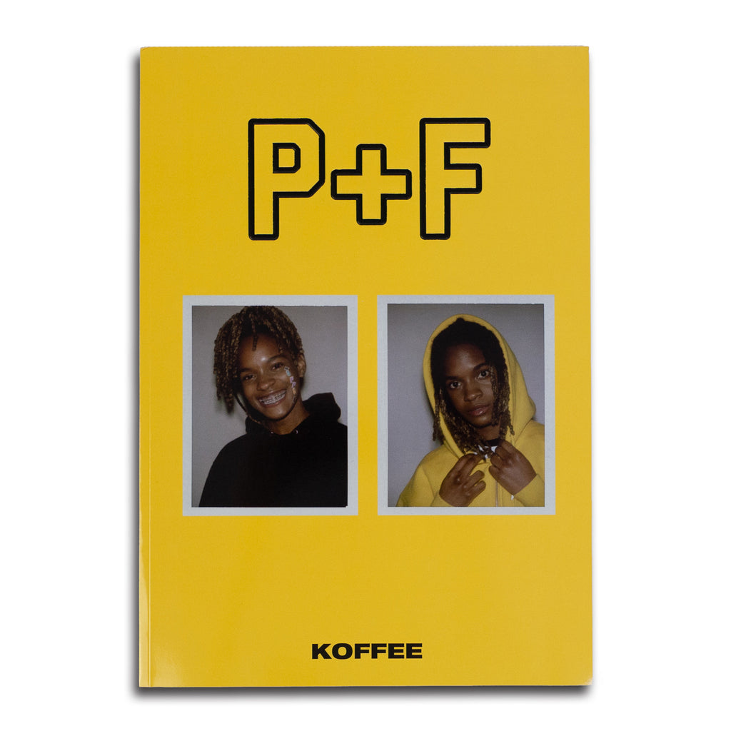 P+F MAGAZINE VOL. 4 - KOFFEE COVER