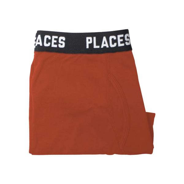 P+F UNDERWEAR SET - 2PACK - RED