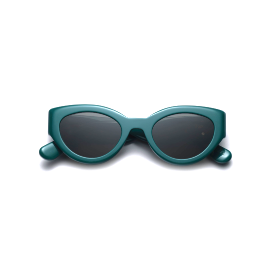 P+F X GENTLE MONSTER SUNGLASSES - GREEN