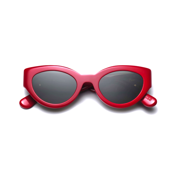 P+F X GENTLE MONSTER SUNGLASSES - RED