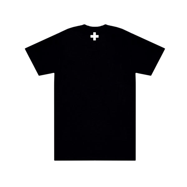 TAB T-SHIRT - BLACK