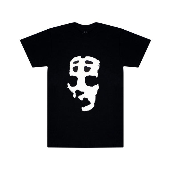 RORSCHACH T-SHIRT - BLACK