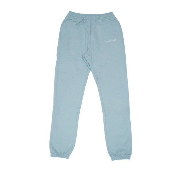 LOGO SWEATPANTS - PALE BLUE