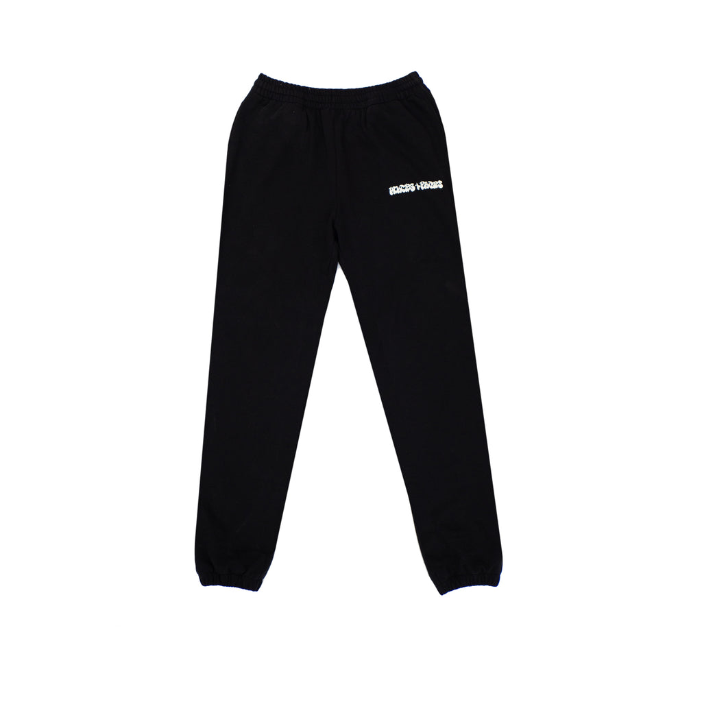 BUDDHA SWEATPANTS - BLACK