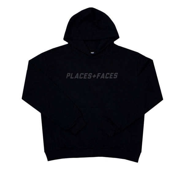 BLACK ON BLACK HOODY