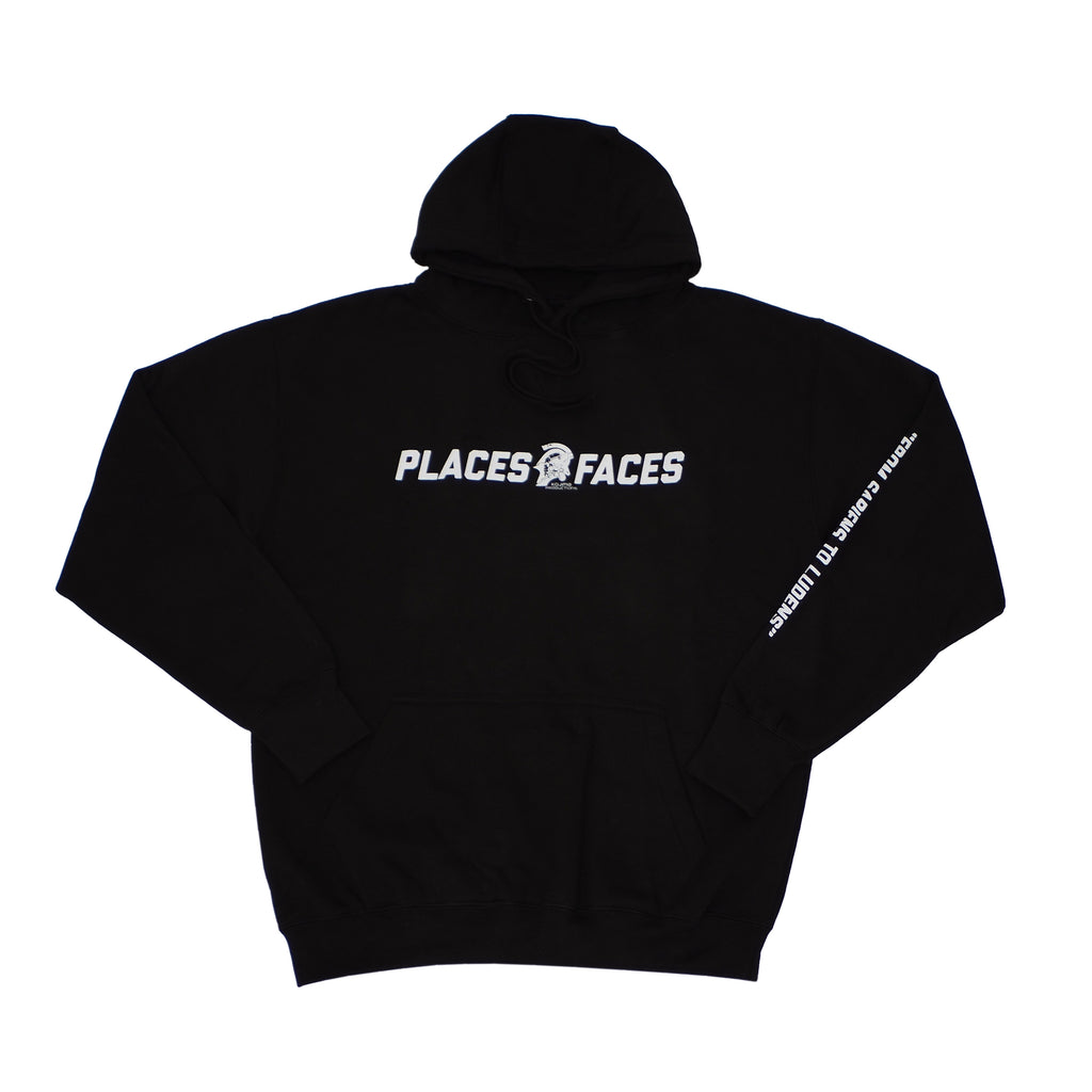 PLACES+FACES X KOJIMA PRODUCTIONS HOODIE