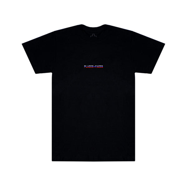 RUSSIA T-SHIRT - BLACK