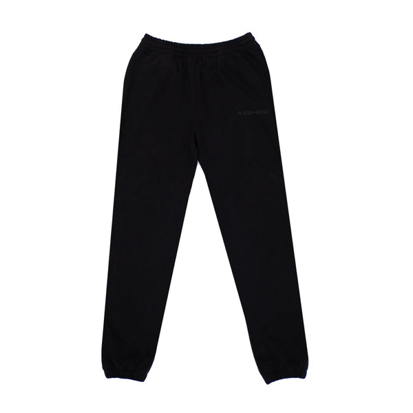 BLACK ON BLACK SWEATPANT